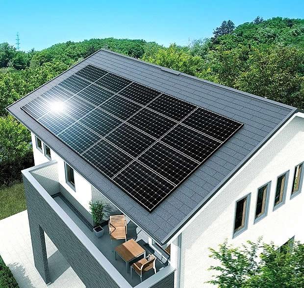 業務案内【太陽光発電】