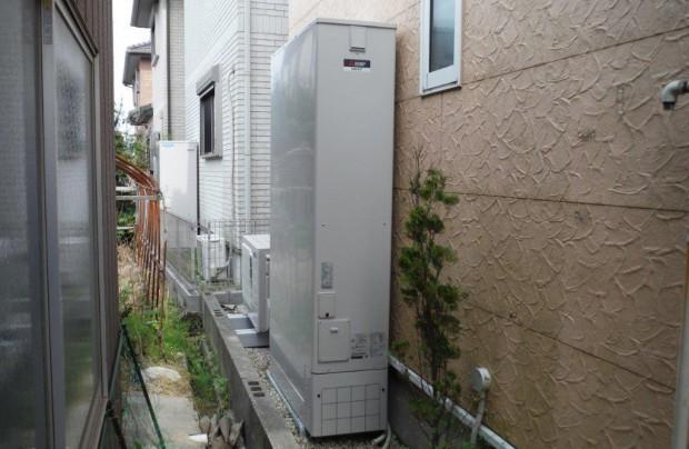 オール電化施工事例