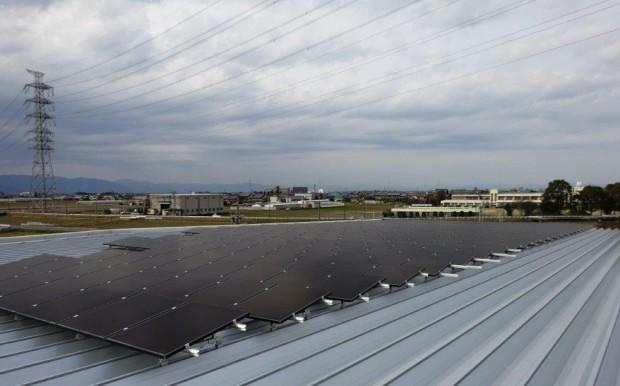 太陽光施工事例・産業用