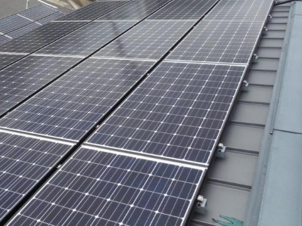 長州産業太陽光