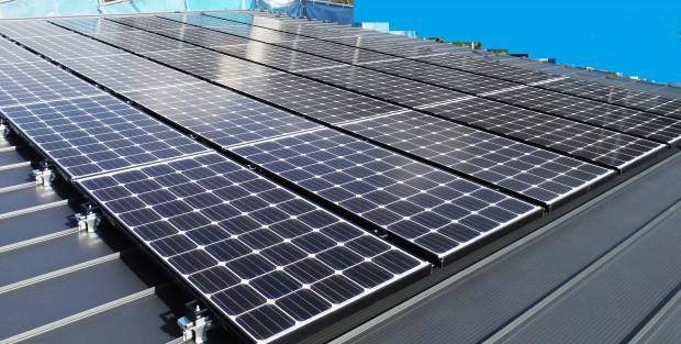 三菱太陽光パネル